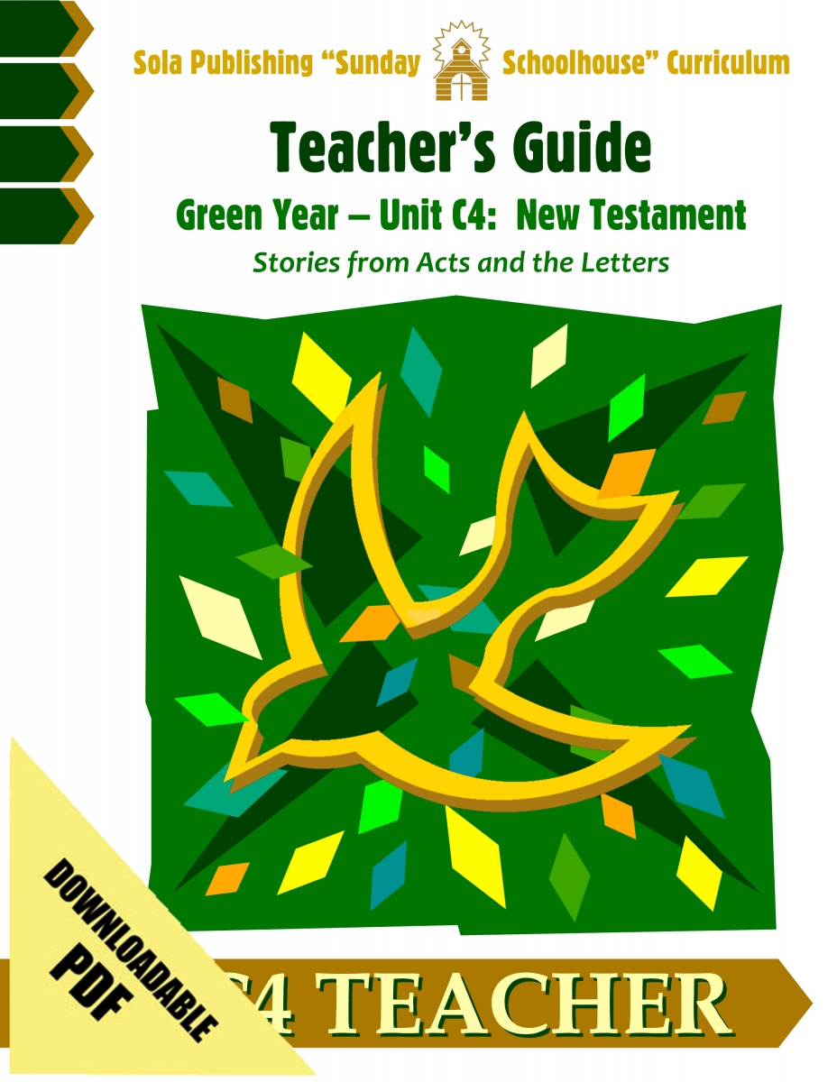 C4 Teacher's Guide: Download Version