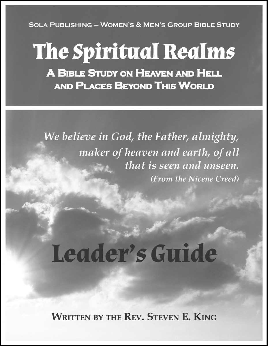 The Spiritual Realms - Leader's Guide