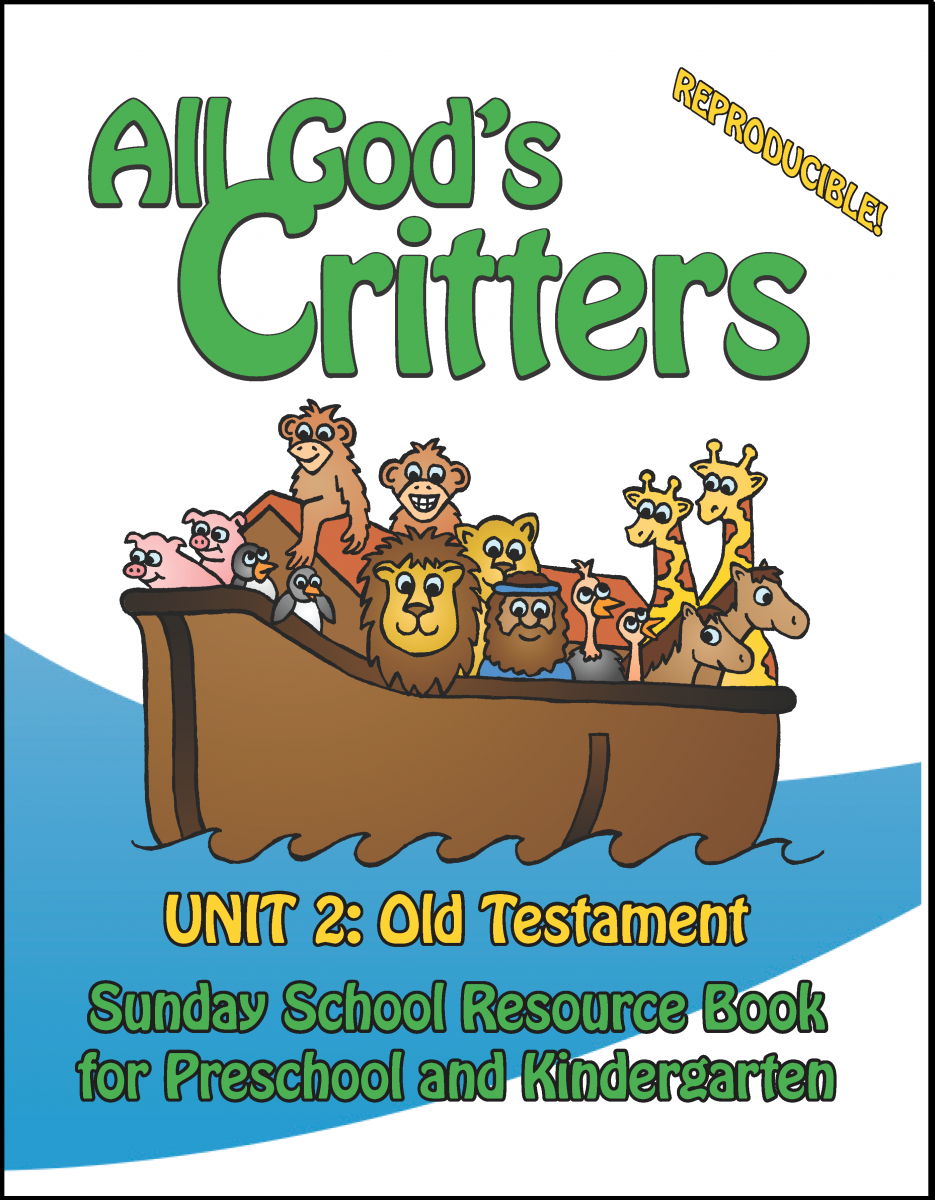 All God's Critters Unit 2 (Pre-Kin)