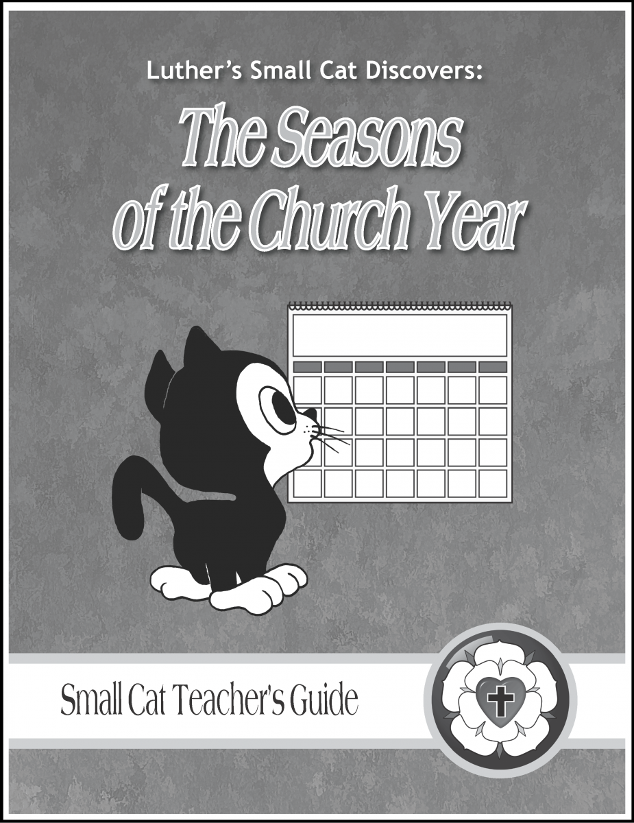 Seasons of the Church Year (Teacher's Guide)