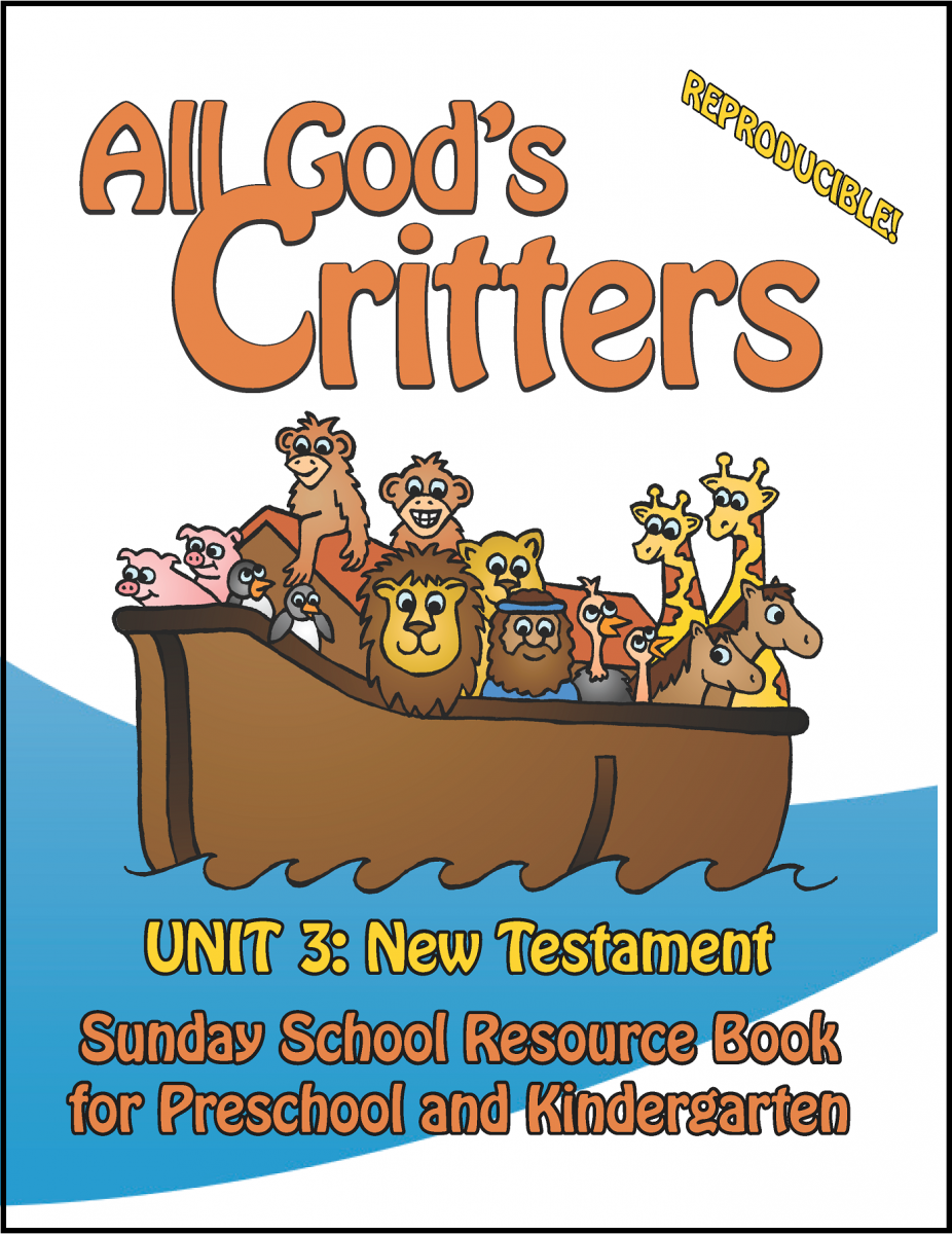 All God's Critters Unit 3 (Pre-Kin)