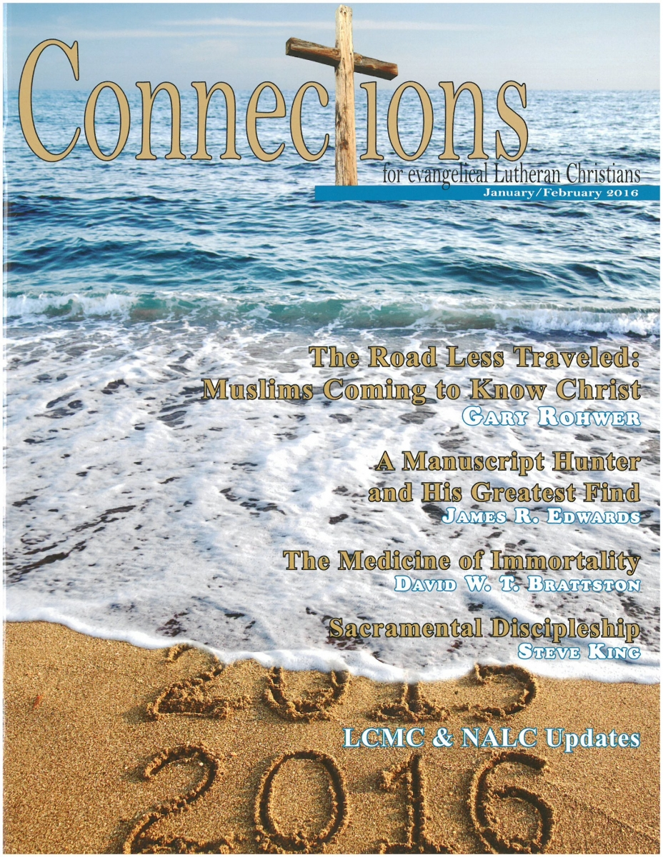 Connections Back Issue Jan/Feb '16