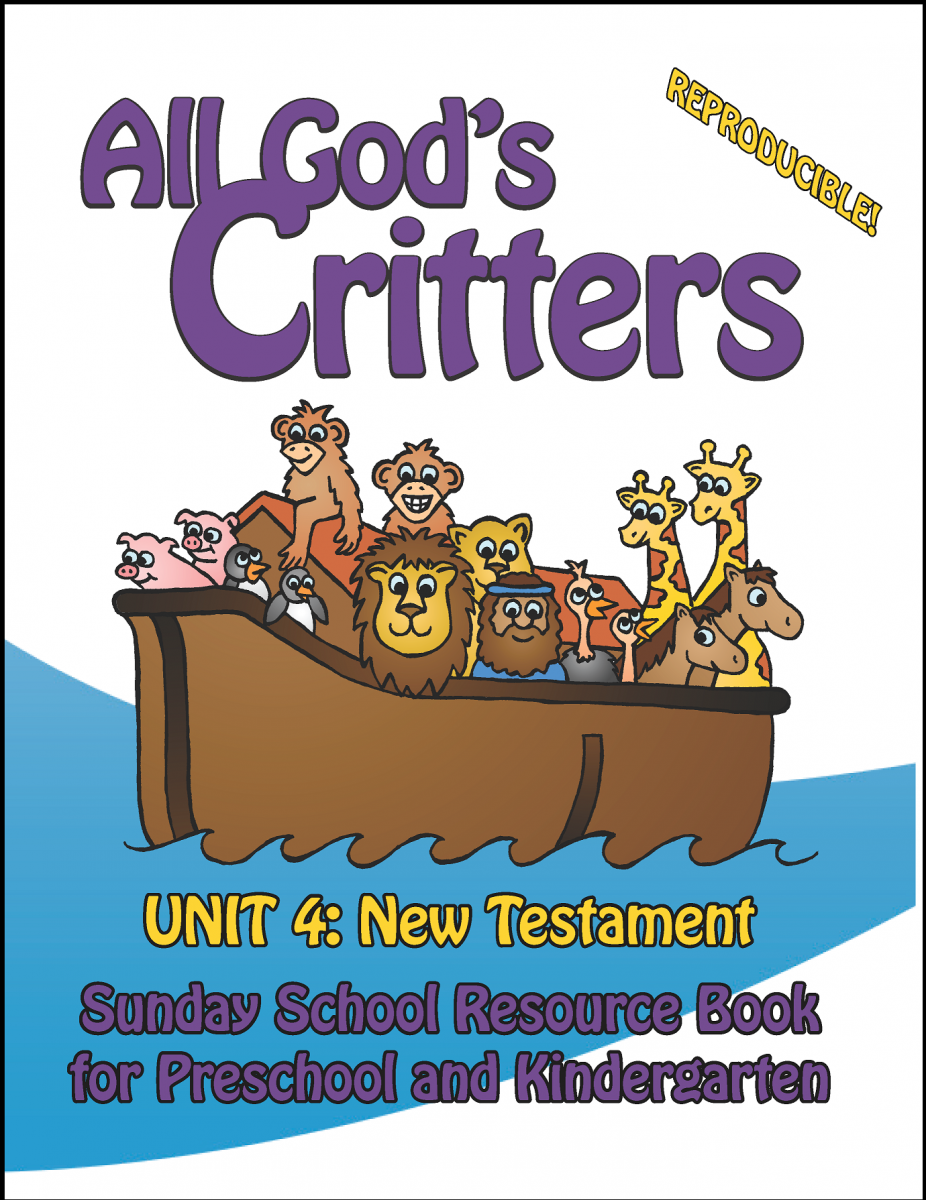 All God's Critters Unit 4 (Pre-Kin)