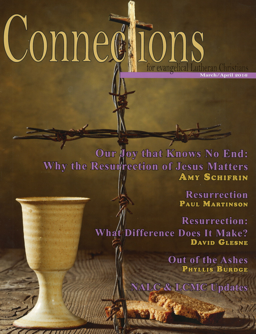 Connections Back Issue Mar/Apr '16