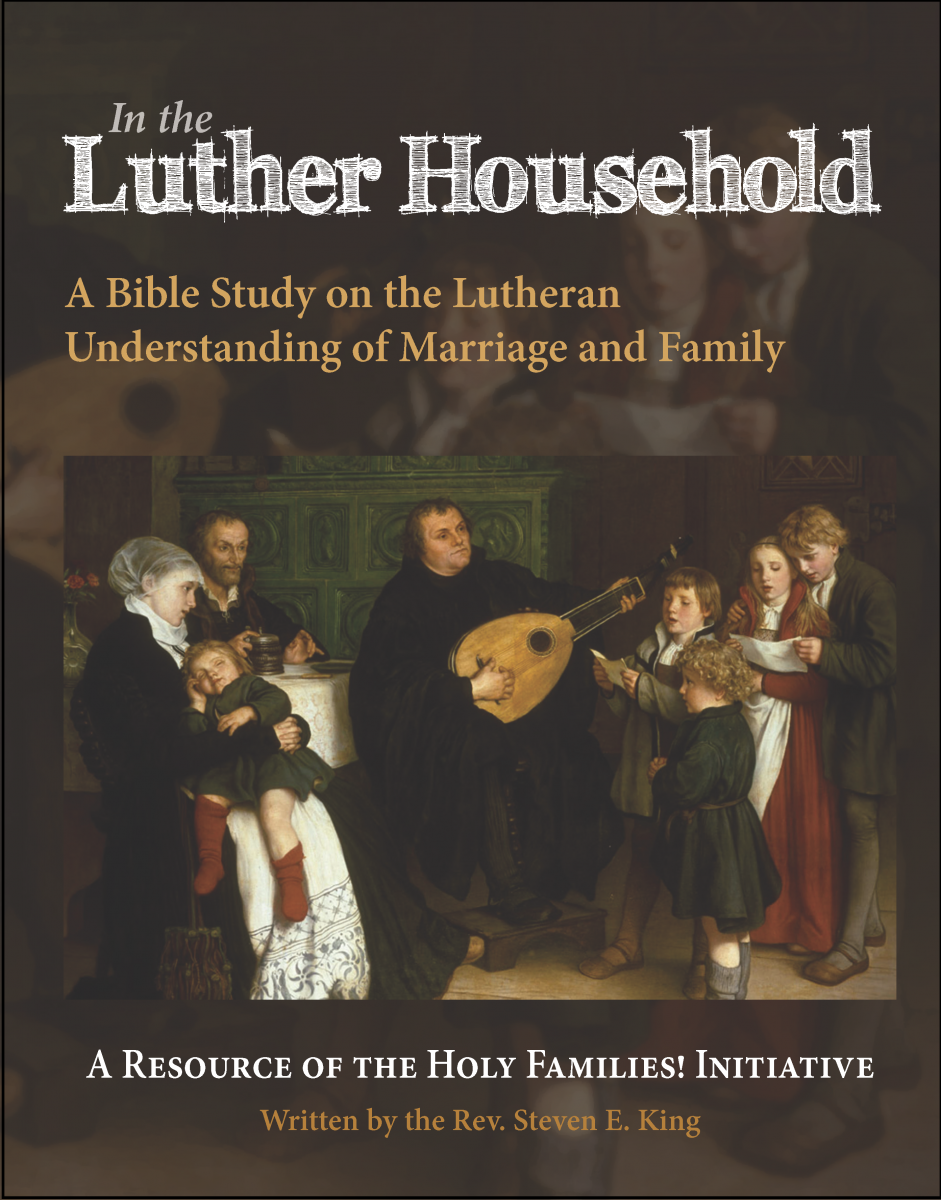 In the Luther Household (Study)