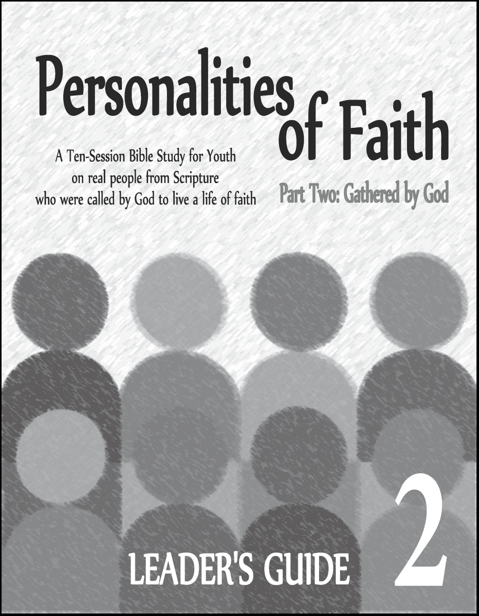 Personalities of Faith - Vol 2 (Leader)