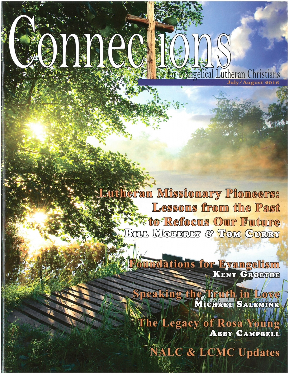 Connections Back Issue July/Aug '16