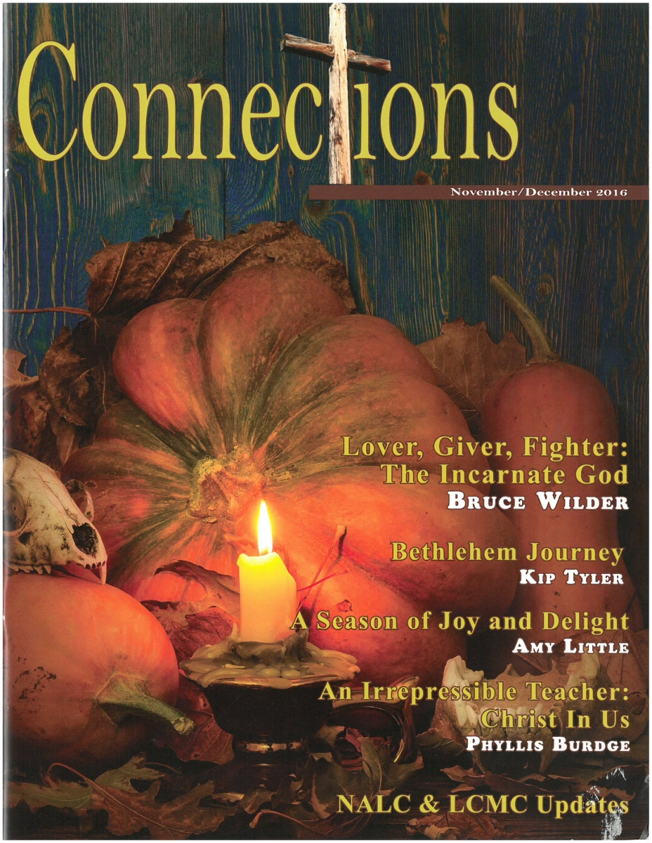 Connections Back Issue Nov/Dec '16