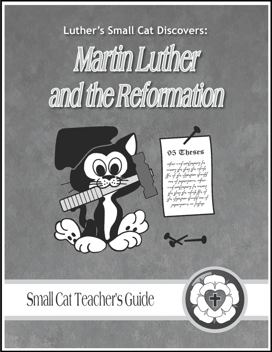 Martin Luther and the Reformation (Teacher's Guide)