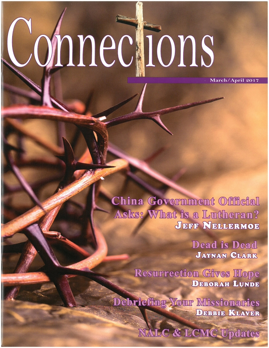 Connections Back Issue March/April '17