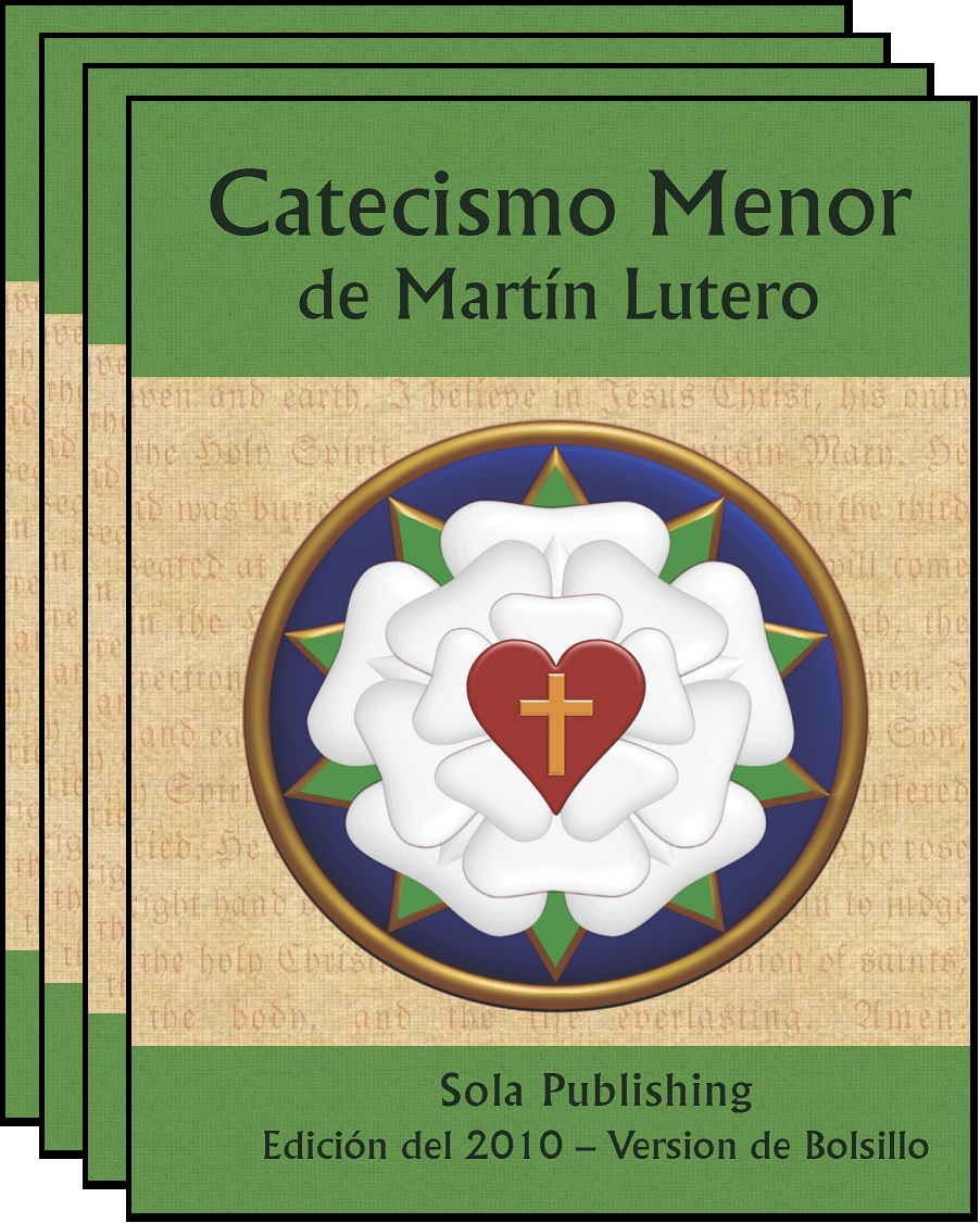Martin Luther's Small Catechism (Spanish / Español, 6-pack)