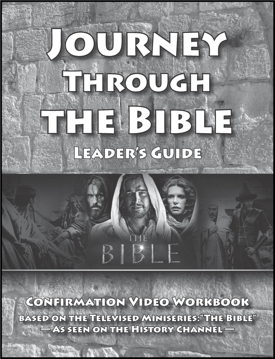 Journey Through the Bible (Leader's Guide)
