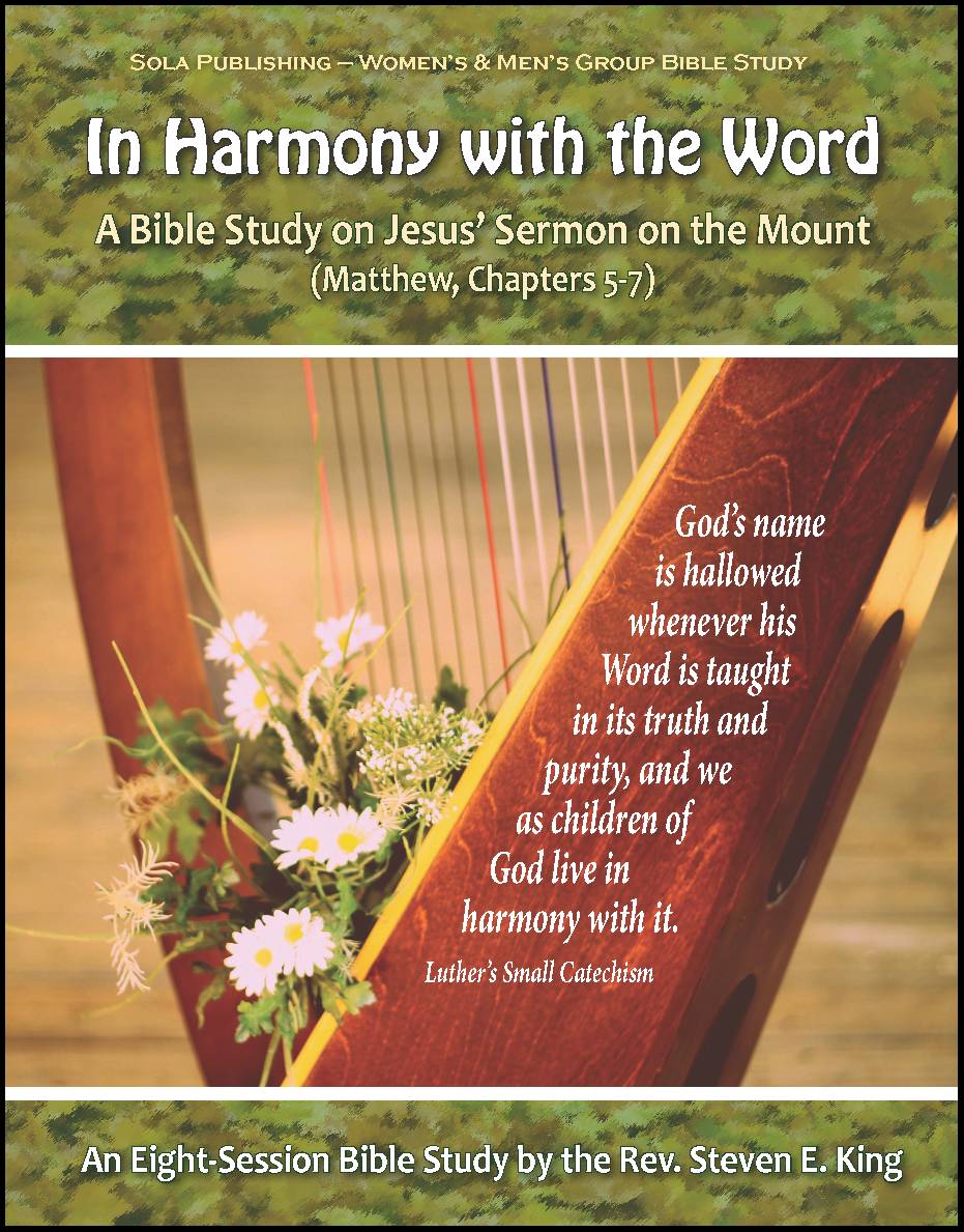 In Harmony with the Word - Participant
