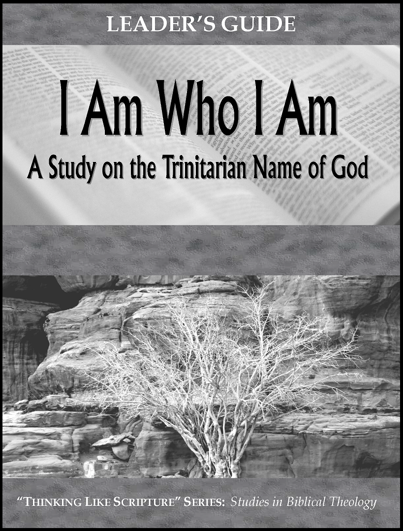 I Am Who I Am - (Leader's Guide)