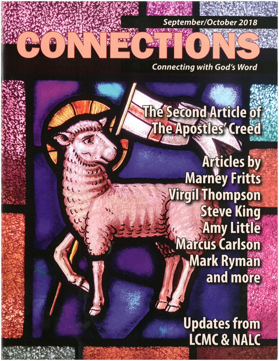 Connections Back Issue Sept/Oct '18