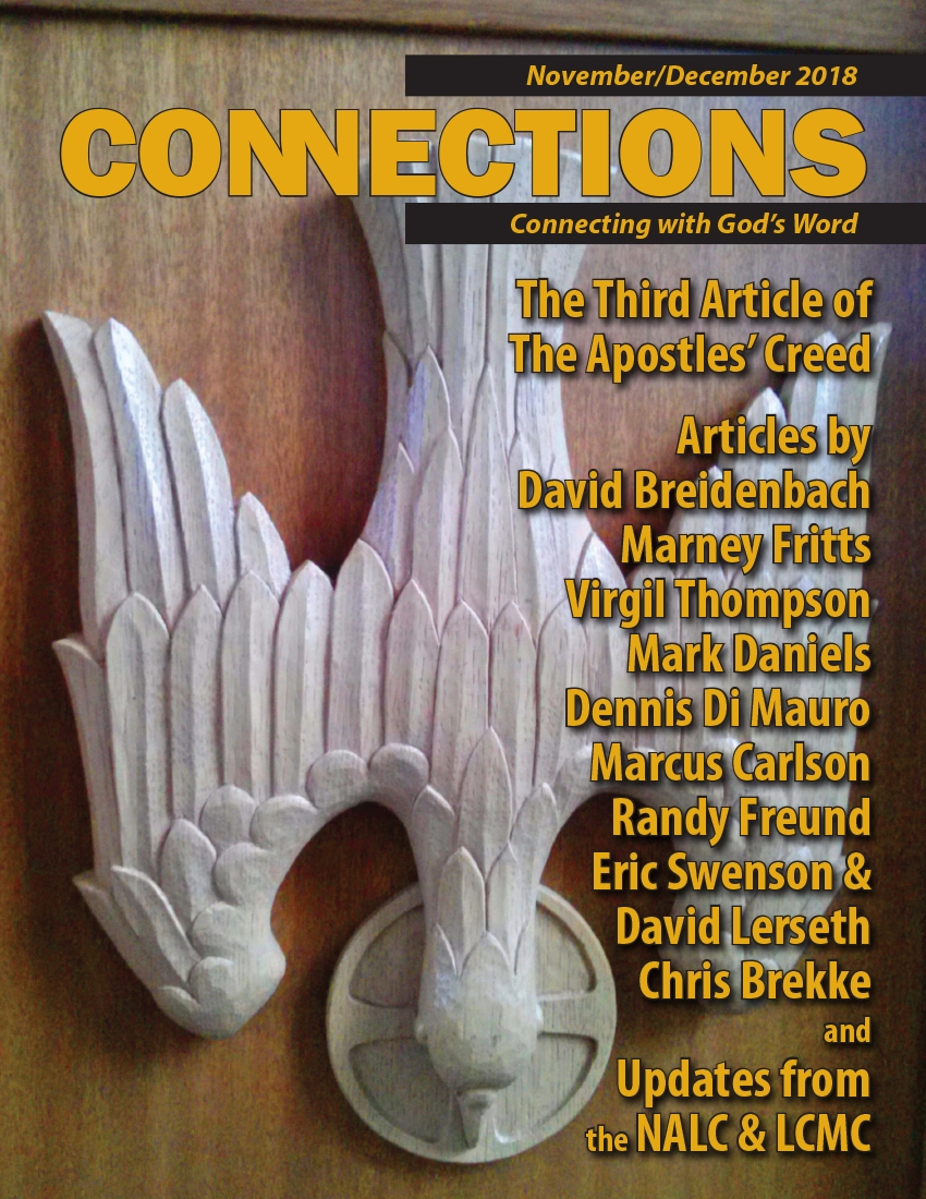 Connections Back Issue Nov/Dec '18
