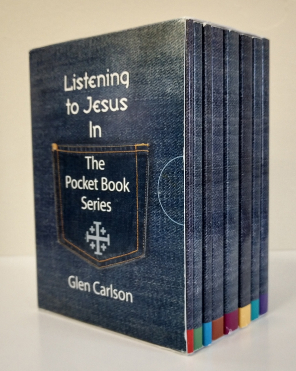 Listening to Jesus - The Pocket Book Series