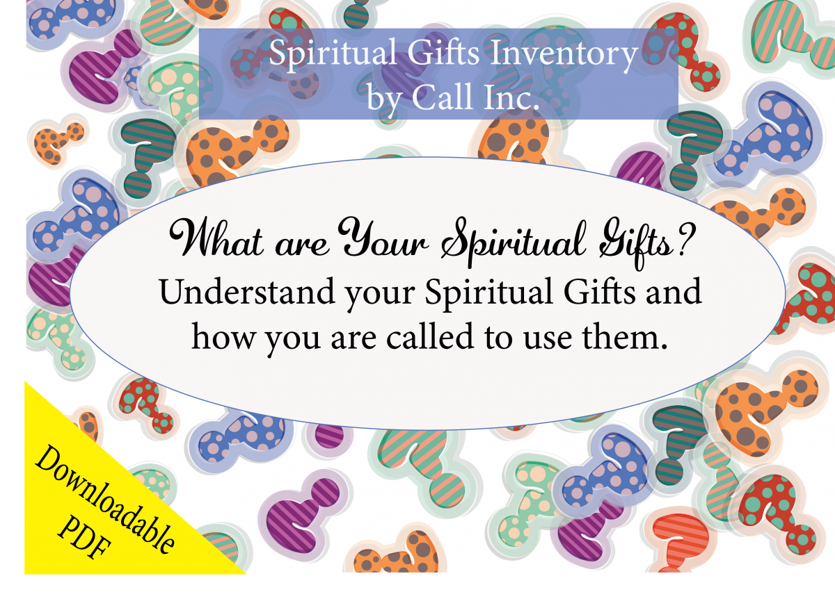 Spiritual Gifts Inventory + License