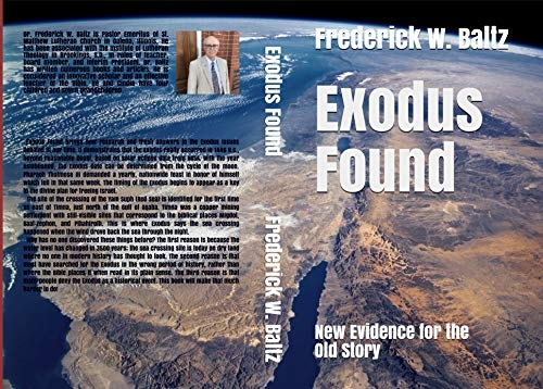Exodus Found: New Evidence for the Old Story