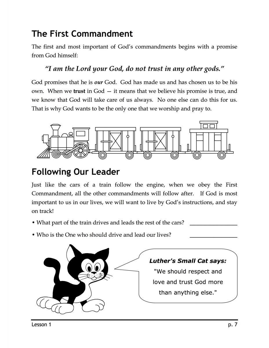 Youth devotions on the ten commandments book details array luther u0027s small cat learning the ten commandments c 1130 sola rh solapublishing com fandeluxe Choice Image