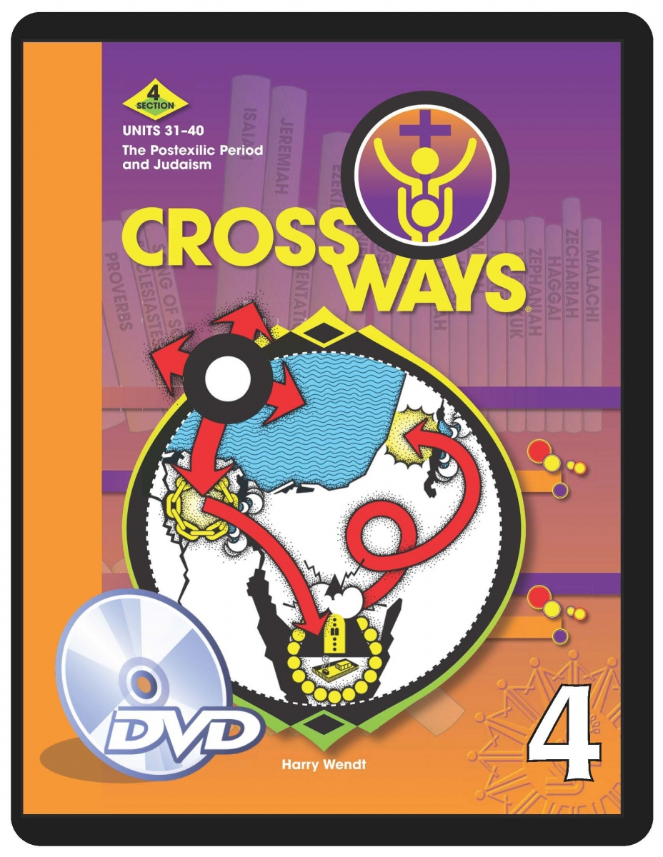 Crossways Series - Section 4 DVD
