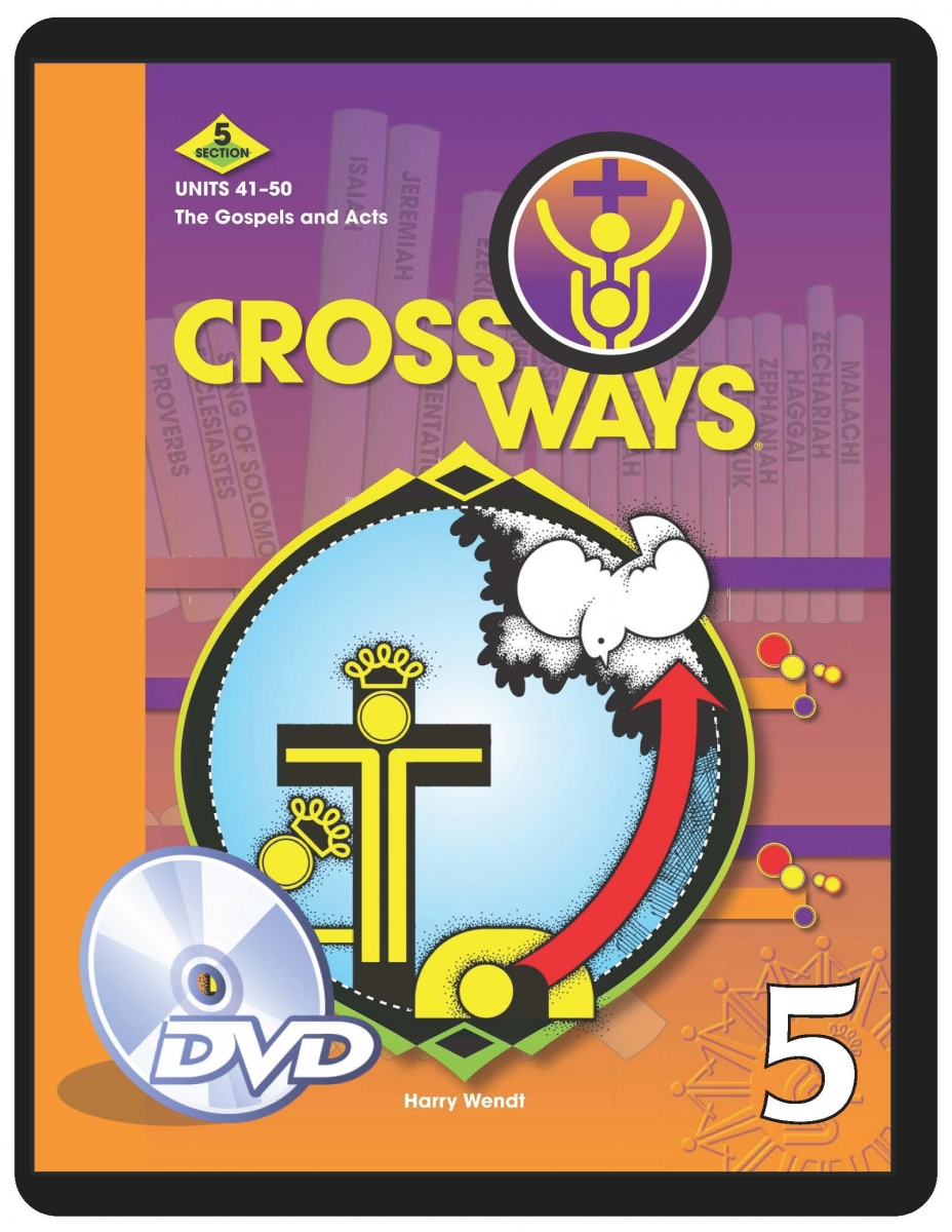 Crossways Series - Section 5 DVD