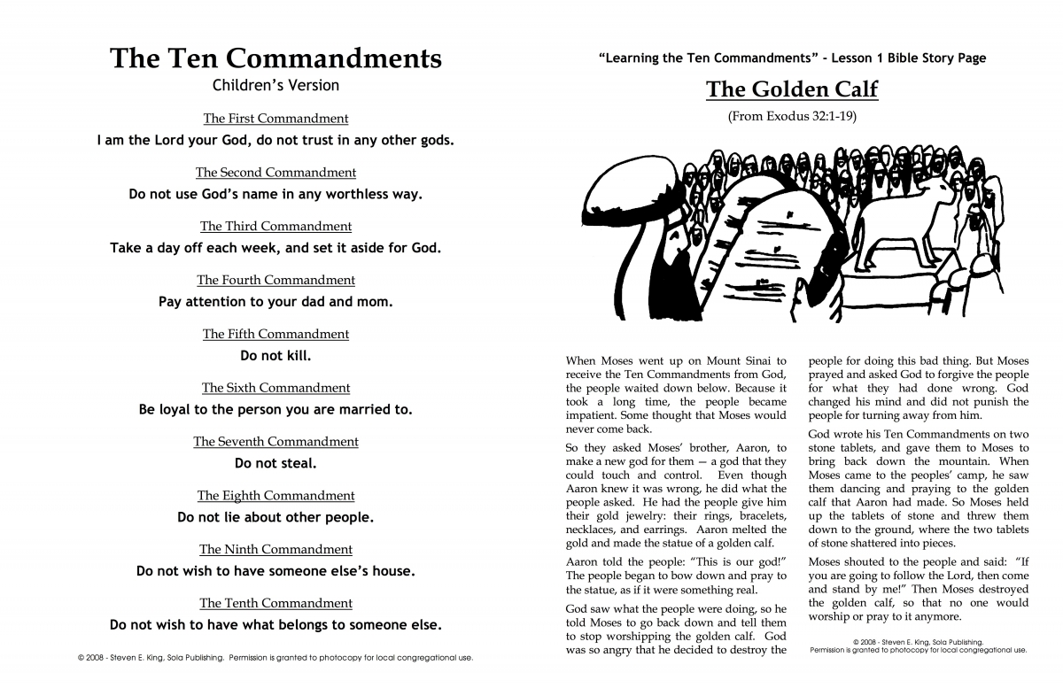 youth devotions on the ten commandments rh youth devotions on the ten commandments fully