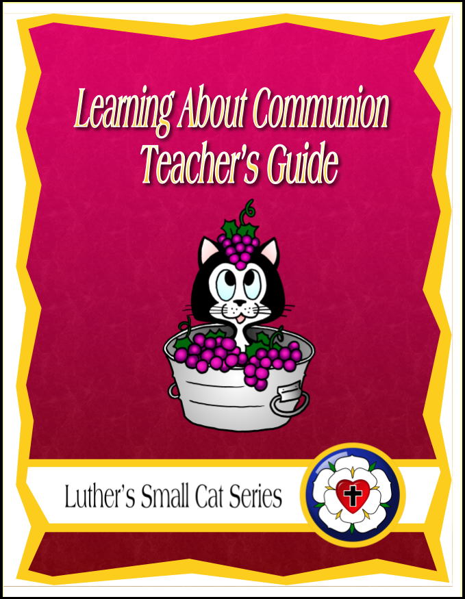 Learning About Communion (Teacher's Guide)