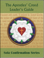 Apostles' Creed (Leader's Guide) C-7015