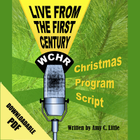 Live from the First Century: Christmas Program N-2203