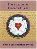 The Sacraments (Leader's Guide) C-7025