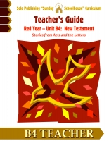 B4 Teacher's Guide: Print Version S-B425