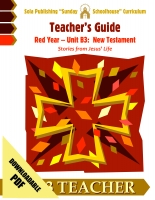 B3 Teacher's Guide: Download Version S-B335