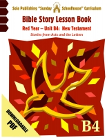 B4 Lesson Book: Download Version S-B430