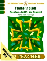 C3 Teacher's Guide: Download Version S-C335