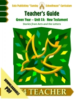 C4 Teacher's Guide: Download Version S-C435