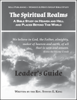 The Spiritual Realms - Leader's Guide W-1515