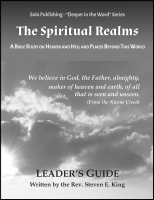 The Spiritual Realms - Leader's Guide A-7045