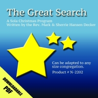 The Great Search: Christmas Program N-2202
