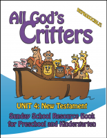 All God's Critters Unit 4 (Pre-Kin) S-3040
