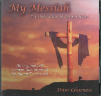 Peter Churness: My Messiah M-8010