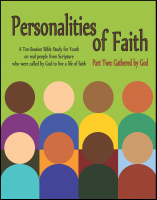 Personalities of Faith - Vol 2 (Youth) Y-6020