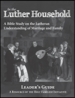 In the Luther Household (Leader's Guide) L-1215