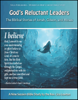 God's Reluctant Leaders - Participant W-0810