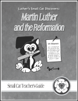 Martin Luther and the Reformation (Teacher's Guide) C-1255