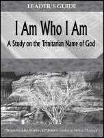 I Am Who I Am - (Leader's Guide) A-6035