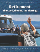 Retirement: The Good, the Bad, the Blessings - Participant W-1910