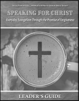 Speaking for Christ - Leader's Guide E-5055