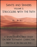 Saints and Sinners Vol. 2 (Participant) A-5020