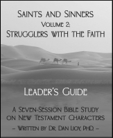 Saints and Sinners Vol. 2 (Leader) A-5025